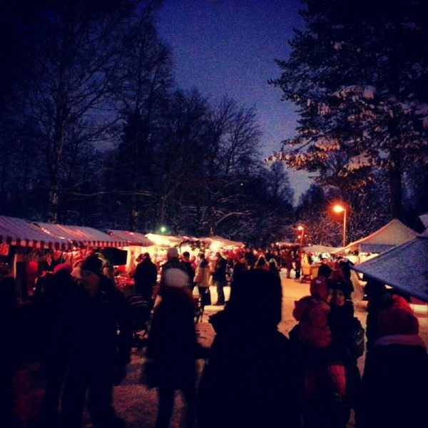 Gammlia Winter Market