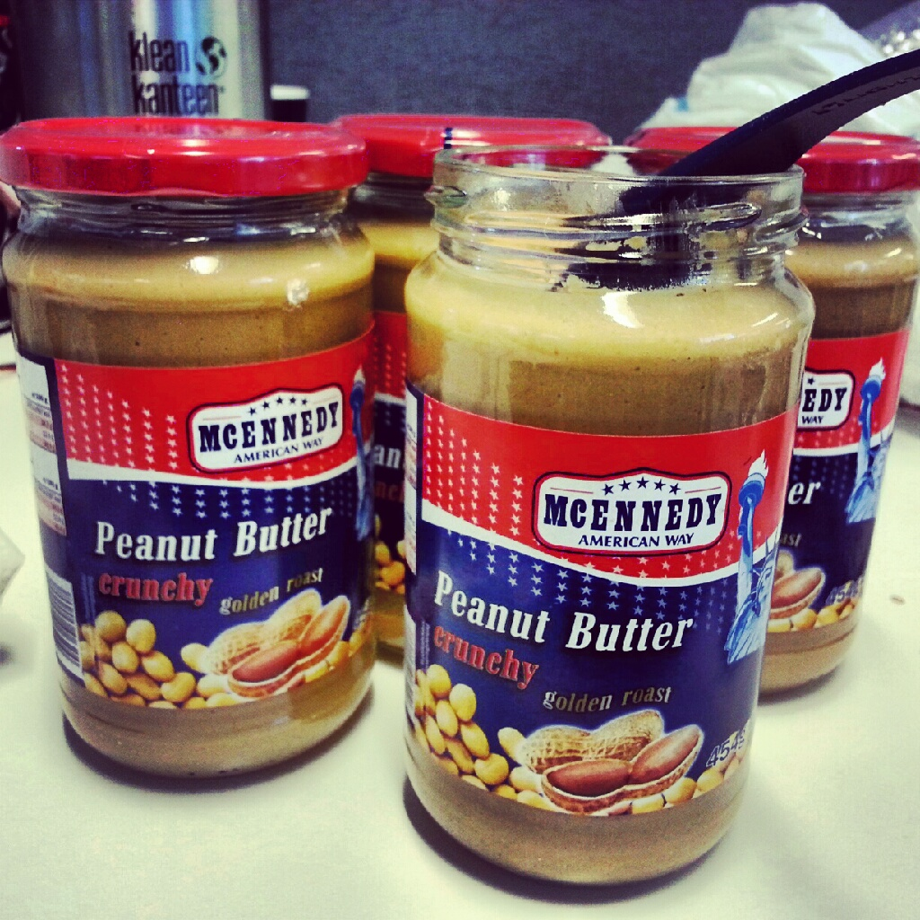 Peanut butter from Stockholm