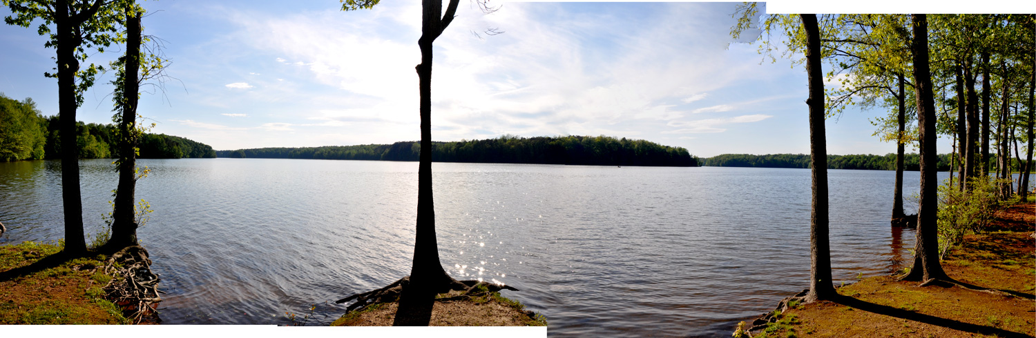 Lake Brandt, Greensboro, North Carolina