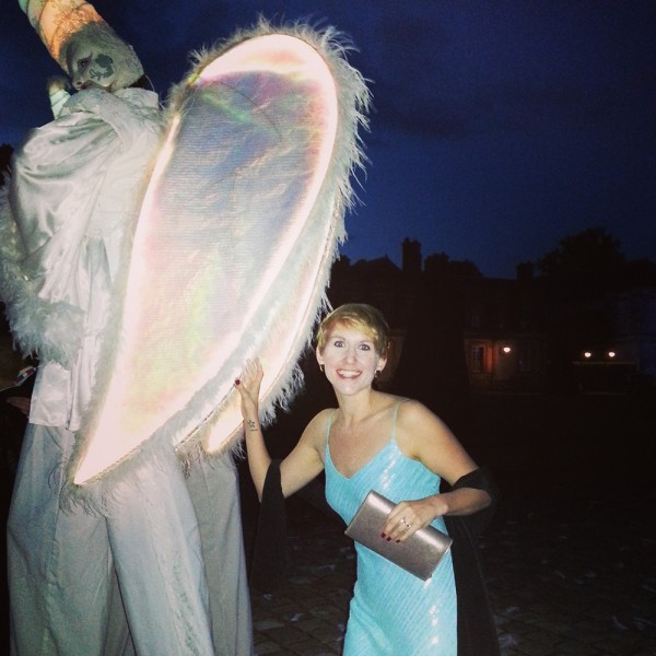 A Midsummer's Night Dream Ball at the Palace of Fontainebleau