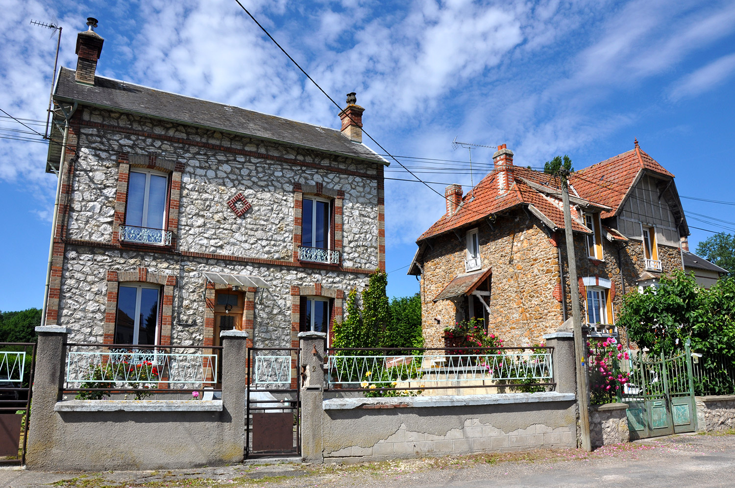 Houses in Veneux-les-Sablons