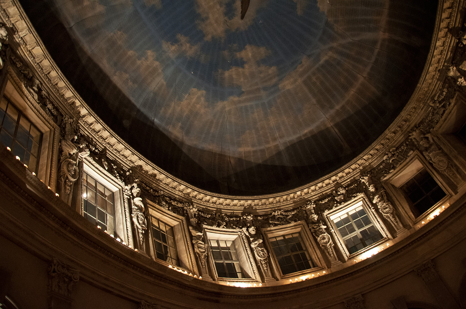 Grand Salon dome