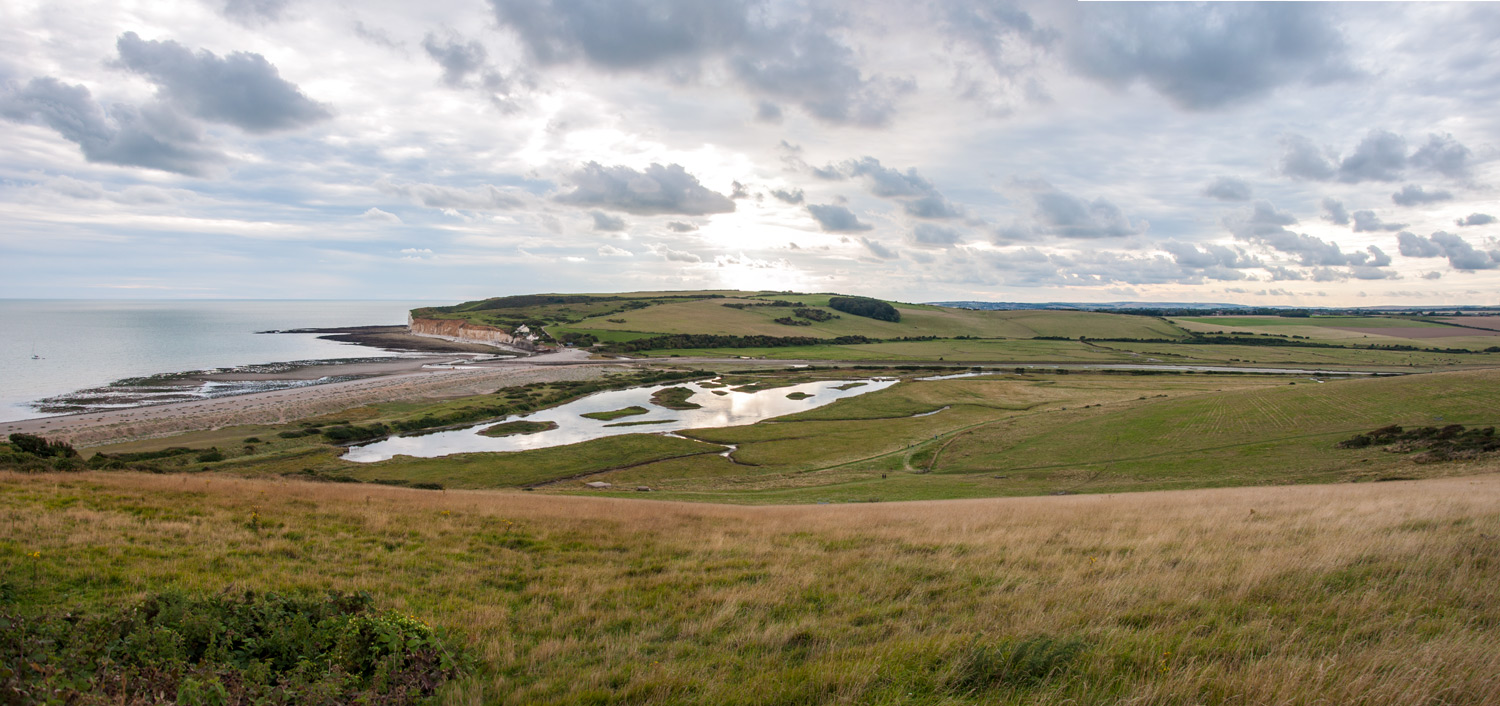 Cuckmere River Valley