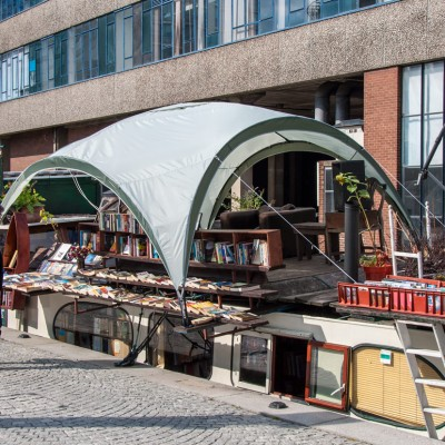 The London Bookbarge