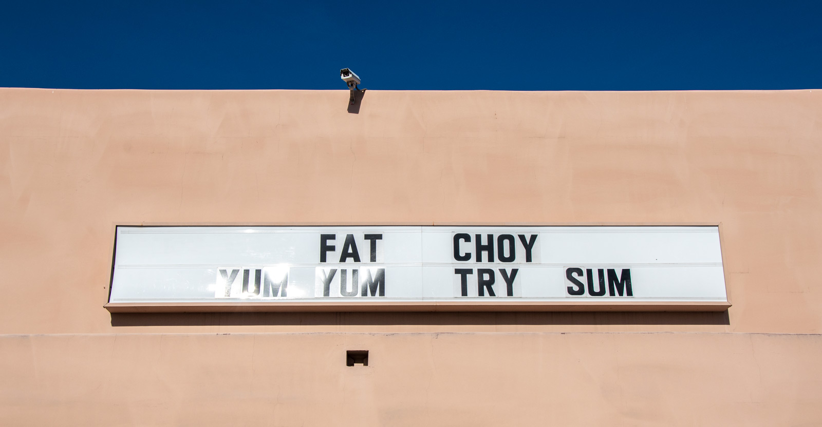 Fat Choy: Yum Yum Try Sum