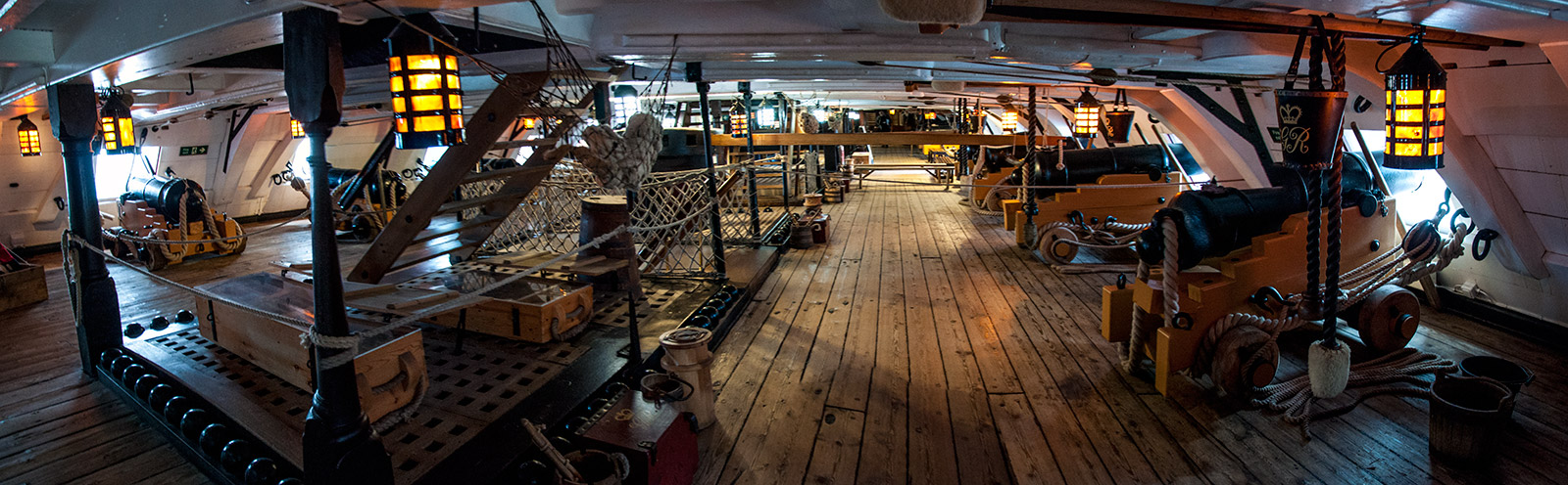 Hms Victory Amp Warrior In Portsmouth Happy Spooner