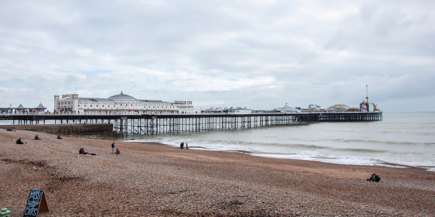 The Brighton Marine Palace and Pier